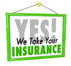 Yes We Take Your Insurance